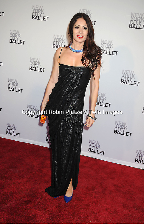 Catherine Malandrino attends the New York City Ballet Spring Gala on May 10, 2012 at David Koch Theater in Lincoln Center in New York City.