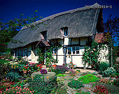 Tom Mackie, FLOWERS, photos, Thatched Cottage & Garden, Eastnor, Herefordshire, England, GBTM881516-1,#F# Garten, jardín