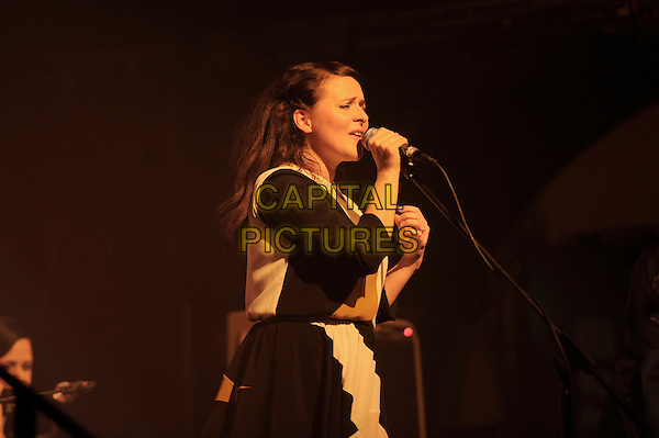 LONDON, ENGLAND - November 15: Emiliana Torrini performs in concert at Heaven Nightclub on November 15, 2013 in London, England.<br /> CAP/MAR<br /> &copy; Martin Harris/Capital Pictures