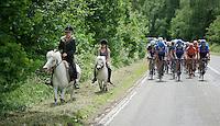 2013 Ster ZLM Tour <br /> stage 4: Verviers - La Gileppe (186km)