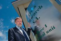 Cavie Umane, Svizzera in Canton Ticino ad Arzo. Alessandro Alessandri, general manager della Cross Research.