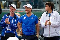 2014 Davis Cup Quarter Final ITALY vs GBR