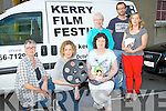 """FILMS: Launching Sliver Screening:The Active Retired programme of The Kerry Film Festival announce """"Silver Screening"""" a programme of film screeningfor Active Retired groups in Kerry at the launch on Thursday evening  at the Kerry School of Music building Starnd Street, Tralee. l-r:Ruth Schleicher, Yvonne Murphy, Nora Edmead, Philip Doyle, Helen Horan and Deirdre Walsh"""