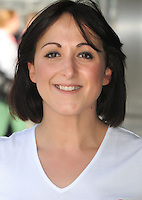 London - Natalie Cassidy is announced as ambassador for The Health Lottery at photocall at Emirates Stadium, London - March 29th 2012..Photo by Bob Kent.