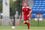 12 January 2016: Jamie Luchini (Lehigh). The adidas 2016 MLS Player Combine was held on the cricket oval at Central Broward Regional Park in Lauderhill, Florida.
