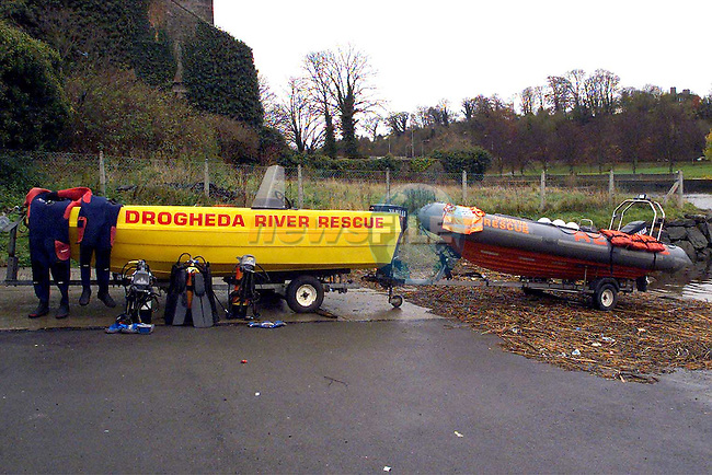 Drogheda River Rescue.Picture: Paul Mohan/Newsfile