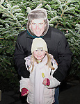 Paul and Charlotte O'Neill at the Lighting of the Christmas Lights, Drogheda...(Photo credit should read Jenny Matthews www.newsfile.ie)....This Picture has been sent you under the conditions enclosed by:.Newsfile Ltd..The Studio,.Millmount Abbey,.Drogheda,.Co Meath..Ireland..Tel: +353(0)41-9871240.Fax: +353(0)41-9871260.GSM: +353(0)86-2500958.email: pictures@newsfile.ie.www.newsfile.ie.