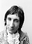 The Who 1967 Pete Townshend at Saville Theatre<br /> &copy; Chris Walter