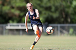 CARY, NC - MAY 04: Samantha Mewis. The North Carolina Courage held a training session on May 4, 2017, at WakeMed Soccer Park Field 6 in Cary, NC.