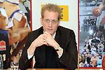 Mannheim 09.01.2009, Pressekonferenz für den BBL ALLSTAR DAY am 17.01.2009, BBL Geschäftsführer Jan Pommer<br /> <br /> Foto © Rhein-Neckar-Picture *** Foto ist honorarpflichtig! *** Auf Anfrage in höherer Qualität/Auflösung. Belegexemplar erbeten.