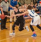 Bentonville at Rogers High basketball 1/22/16