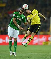 Fussball Bundesliga 2012/13: Borussia Dortmund - SV Werder Bremen