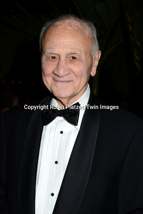 Nicholas Scoppetta attends the New Yorkers for Children's Fall Gala on September 16, 2015 at Cipriani 42nd Street in New York City, New York, USA.<br /> <br /> photo by Robin Platzer/Twin Images<br />  <br /> phone number 212-935-0770