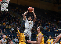 CAL Basketball vs Wyoming, December 10, 2014