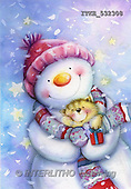 Isabella, CHRISTMAS SANTA, SNOWMAN, paintings(ITKE532308,#X#)