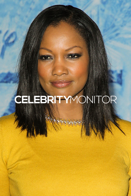 "HOLLYWOOD, CA - NOVEMBER 19: Garcelle Beauvais at the World Premiere Of Walt Disney Animation Studios' ""Frozen"" held at the El Capitan Theatre on November 19, 2013 in Hollywood, California. (Photo by David Acosta/Celebrity Monitor)"