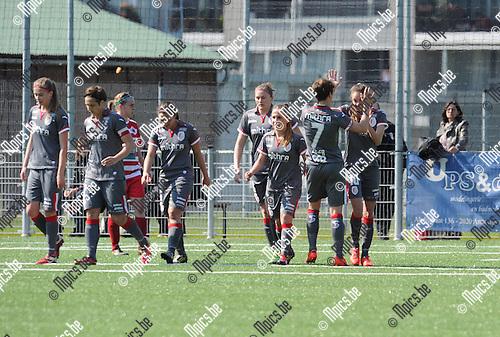 2014-04-19 / Voetbal / seizoen 2013-2014 / Antwerp - Standard Luik / Standard viert een doelpunt<br /><br />Foto: mpics.be