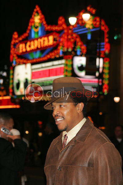 Russell Hornsby<br />
