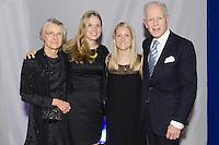 Yale Athletics Blue Leadership Ball & George H.W. Bush '48 Lifetime of Leadership Awards. 22 November 2013 at the William K. Lanman Center inside Payne Whitney Gym, Yale University.