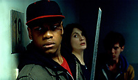 Attack the Block (2011) <br /> John Boyega, Luke Treadaway &amp; Jodie Whittaker<br /> *Filmstill - Editorial Use Only*<br /> CAP/KFS<br /> Image supplied by Capital Pictures