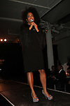 Rhonda Ross Performs At Hearts of Gold's 16th Annual Fall Fundraising Gala & Fashion Show Held at the Metropolitan Pavilion, NY  11/16/12