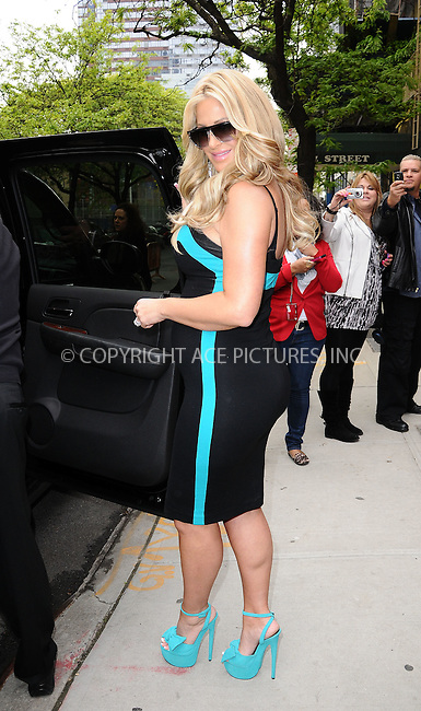 WWW.ACEPIXS.COM . . . . .  ....April 26 2012, New York City....'Real Housewifes of Atlanta' star Kim Zolciak made an appearance at the Wendy Williams show on April 26 2012 in New York City....Please byline: CURTIS MEANS - ACE PICTURES.... *** ***..Ace Pictures, Inc:  ..Philip Vaughan (212) 243-8787 or (646) 769 0430..e-mail: info@acepixs.com..web: http://www.acepixs.com
