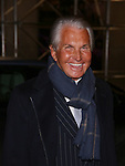 George Hamilton attends the Broadway Opening Night Performance of 'The Present' at the Barrymore Theatre on January 8, 2017 in New York City.