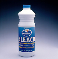 CHLORINE BLEACH<br /> A Solution Of Chlorine And A Solvent