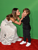 Alessandra Ambrosio &amp; Noah Mazur at the premiere for &quot;Daddy's Home 2&quot; at the Regency Village Theatre, Westwood. Los Angeles, USA 05 November  2017<br /> Picture: Paul Smith/Featureflash/SilverHub 0208 004 5359 sales@silverhubmedia.com