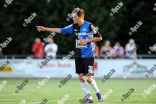 2012-07-25 / Voetbal / seizoen 2012-2013 / Rupel-Boom / Gil Vermeulen..Foto: Mpics.be
