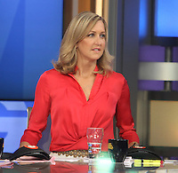 NEW YORK, NY-June 29: Lara Spencer host at Good Morning America   in New York. NY June 29, 2016. Credit:RW/MediaPunch