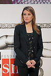 Princess Letizia of Spain attends the 'El Barco de Vapor' literature awards .April 9, 2013.(ALTERPHOTOS/Acero)