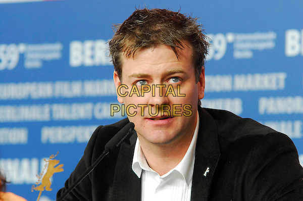 """MARCUS MITTERMEIER.Press conference for the film """"Short Cut To Hollywood"""" during the 59th Berlin International Film Festival, Berlin, Germany. .January 12th, 2009.headshot portrait .CAP/PPG/NK.©Norbert Kesten/People Picture/Capital Pictures"""