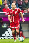 10.03.2018, Allianz Arena, Muenchen, GER, 1.FBL,  FC Bayern Muenchen vs. Hamburger SV, im Bild Arjen Robben (FCB #10) <br /> <br />  Foto &copy; nordphoto / Straubmeier