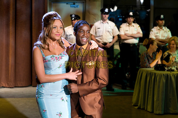 AMANDA BYNES & ELIJAH KELLEY.in Hairspray  .**Editorial Use Only**.CAP/AWFF.Supplied by Capital Pictures