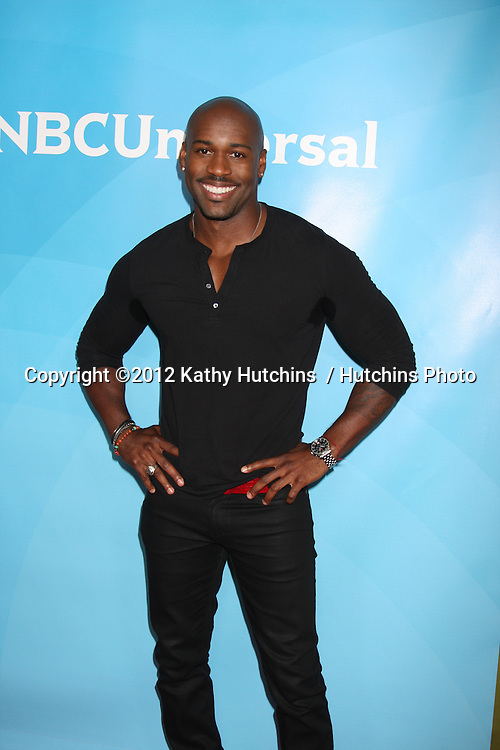 LOS ANGELES - JUL 24:  Dolvett Quince arrives at the NBC TCA Summer 2012 Press Tour at Beverly Hilton Hotel on July 24, 2012 in Beverly Hills, CA