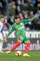 Deportivo Alaves' Diego Rico  during La Liga match. November 23,2018. (ALTERPHOTOS/Alconada) /NortePhoto.com