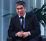 18.01.2016, Telefonica tower, Barcelona, Spain. Moto GP. 2016 Yamaha Racing global press conference. Picture show Kouichi Tsuji, General manager, Motorsports development Division Yamaha Co. Ltd.