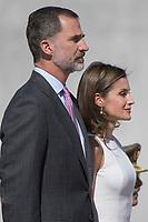 2017 07 11 Kings of Spain flight London