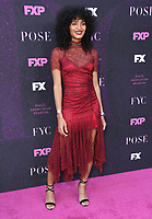 "09 August 2019 - West Hollywood, California - Indya Moore. Red Carpet Event For FX's ""Pose"" held at Pacific Design Center.   <br /> CAP/ADM/BT<br /> ©BT/ADM/Capital Pictures"