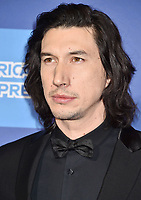 PALM SPRINGS, CA - JANUARY 03: Adam Driver attends the 30th Annual Palm Springs International Film Festival Film Awards Gala at Palm Springs Convention Center on January 3, 2019 in Palm Springs, California.<br /> CAP/ROT/TM<br /> ©TM/ROT/Capital Pictures