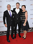 "Michael Lomenda and parents attends The Los Angeles Film Festival 2014 Closing Night Premiere of Warner bros. Pictures ""Jersey Boys"" held at The Regal Cinemas L.A. Live in Los Angeles, California on June 19,2014                                                                               © 2014 Hollywood Press Agency"