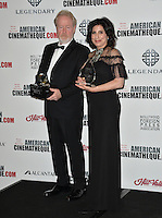 BEVERLY HILLS, CA. October 14, 2016: Ridley Scott &amp; Sue Kroll at the 30th Annual American Cinematheque Award gala honoring Ridley Scott &amp; Sue Kroll at The Beverly Hilton Hotel, Beverly Hills.<br /> Picture: Paul Smith/Featureflash/SilverHub 0208 004 5359/ 07711 972644 Editors@silverhubmedia.com