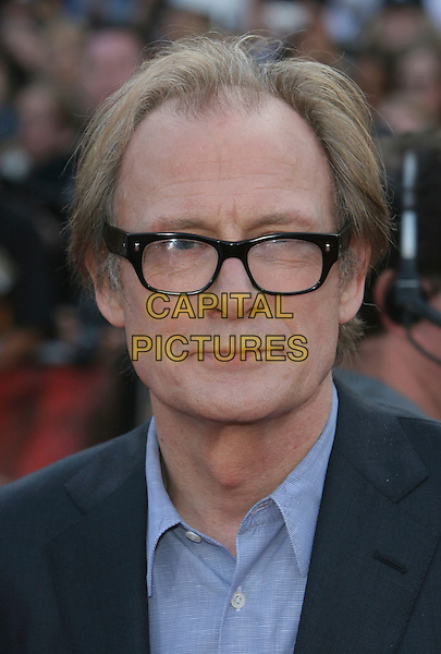 "BILL NIGHY.""Pirates Of The Caribbean: At World's End"" World Premiere held at Disneyland, Anaheim, California, USA,.19 May 2007..portrait headshot glasses .CAP/ADM/CH.©Charles Harris/AdMedia/Capital Pictures."