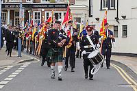 Dieppe Raid 72nd Anniversary Memorial Service
