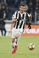 Mario Mandzukic<br /> Torino 28-02-2018 Allianz Stadium Calcio Coppa Italia Tim Cup Juventus - Atalanta foto Image Sport/Insidefoto