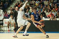 Anadolu Efes´s Dario Saric during 2014-15 Euroleague Basketball match between Real Madrid and Anadolu Efes at Palacio de los Deportes stadium in Madrid, Spain. December 18, 2014. (ALTERPHOTOS/Luis Fernandez) /NortePhoto /NortePhoto.com