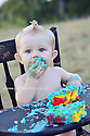 Mr L {1 yr Cake Smash}