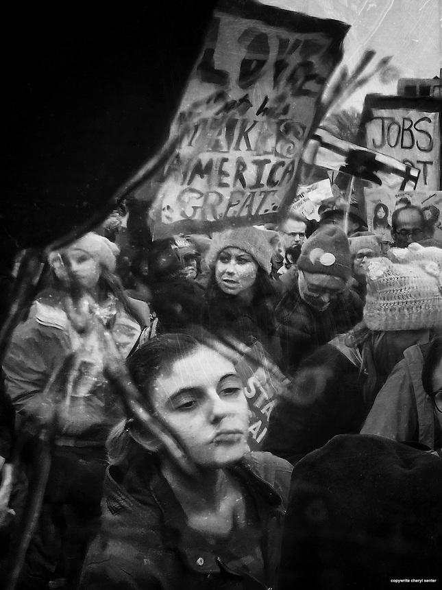 Women's March Washington DC