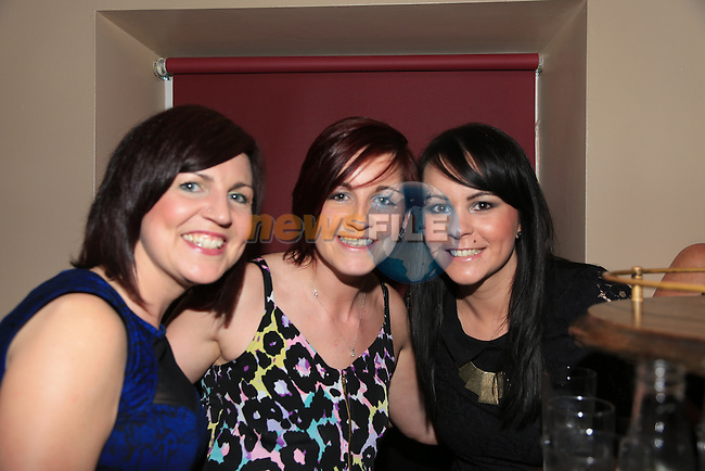 Tracey king.Lisa lambe.Sarah bourke in the Fishermans.Picture:  www.newsfile.ie ..